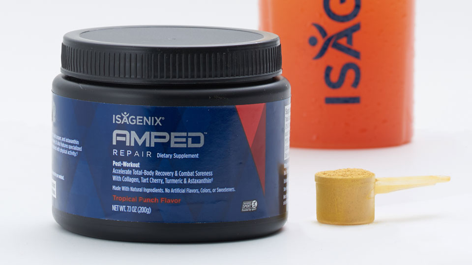 Amped Repair Isagenix